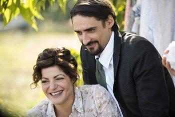 La mia famiglia a soqquadro: Bianca Nappi e Marco Cocci in una scena del film
