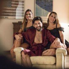 La mia famiglia a soqquadro: Roberto Carrubba in una scena del film