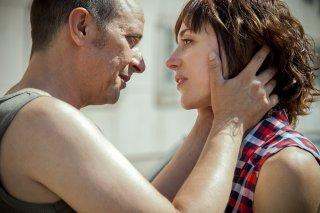 La vendetta di un uomo tranquillo: Luis Callejo e Ruth Diaz in una scena del film