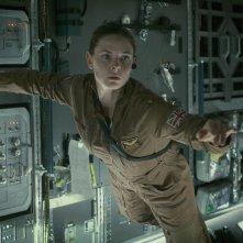 Life - Non oltrepassare il limite: Rebecca Ferguson in un momento del film