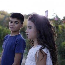 Moda mia: un sorridente Francesco Desogus in una scena del film