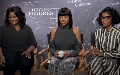 Il diritto di contare: le protagoniste del film raccontano la loro esperienza