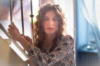 Sorelle: Ana Caterina Morariu in una scena della serie di Rai1
