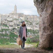 Sorelle: Anna Valle in una immagine della fiction