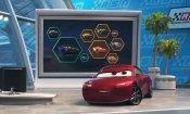 Cars 3: nuovi dettagli sui personaggi di Kerry Washington e Nathan Fillion