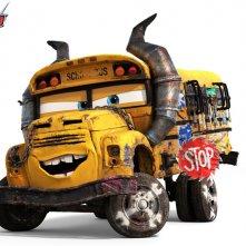 Cars 3: un'immagine di Miss Fritter