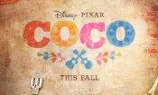 Coco: il teaser poster del film Disney Pixar
