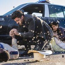 Preacher: Dominic Cooper in una foto della seconda stagione