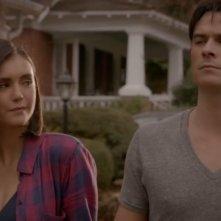 The Vampire Diaries: Nina Dobrev e Ian Somerhalder nell'ultimo episodio