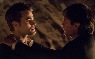 The Vampire Diaries dice addio con un finale emozionante, ma prevedibile