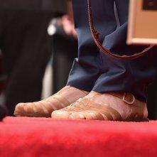 Il grande Lebowski: Jeff Bridges indossa le scarpe del Drugo per un evento nel 2017