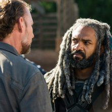 The Walking Dead: l'attore Khary Payton in Bury Me Here