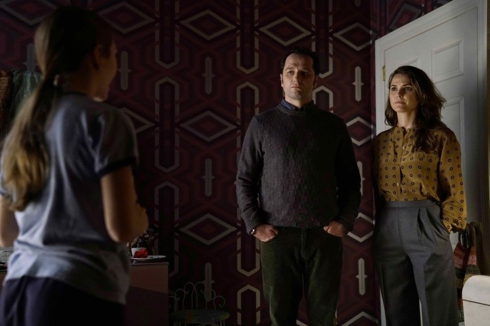 The Americans: una foto dell'episodio Amber Waves