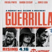 Locandina di Guerrilla