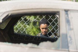 The Walking Dead: un'immagine di Sasha in The Other Side