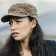 The Walking Dead: l'attrice Christian Serratos in The Other Side