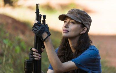 """The Walking Dead, Christian Serratos: """"Rosita? Sono pronta alla sua morte, ho onorato il personaggio"""""""