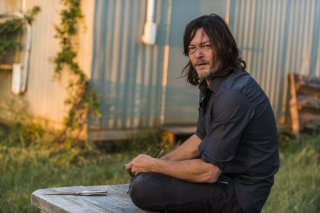 The Walking Dead: l'attore Norman Reedus in The Other Side