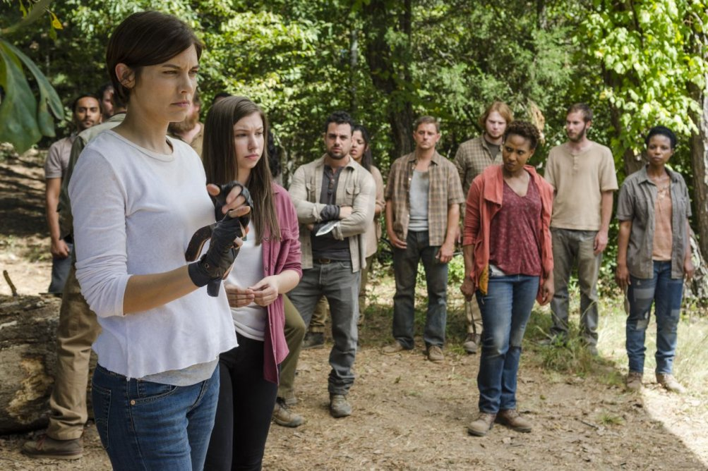 The Walking Dead: Lauren Cohan in The Other Side