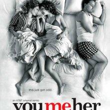 You Me Her: il poster della seconda stagione