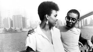 Lola Darling: Tracy Camilla Johns e Spike Lee in una scena
