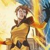 The Inhumans: nelle foto dal set un primo sguardo a Crystal