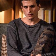 In Treatment: l'attore Brenno Placido in una foto della serie