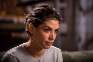 In Treatment: una foto dell'attrice Giulia Michelini
