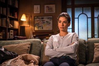 In Treatment: l'attrice Giulia Michelini in una foto della serie