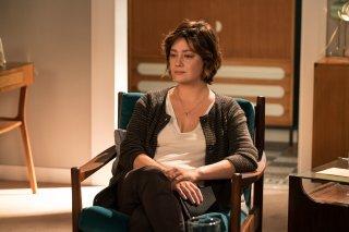 In Treatment: una foto dell'attrice Giovanna Mezzogiorno
