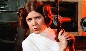 Rogue One: Carrie Fisher pensava che il suo cameo fosse una scena di Guerre stellari