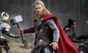 Captain America: Civil War, niente Thor nel film e Chris Hemsworth pensava di essere stato licenziato