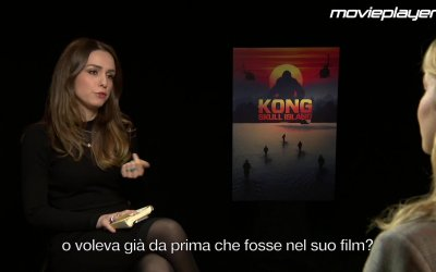 Kong: Skull Island - Video intervista a Brie Larson