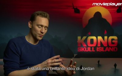Kong: Skull Island - Video intervista a Tom Hiddleston