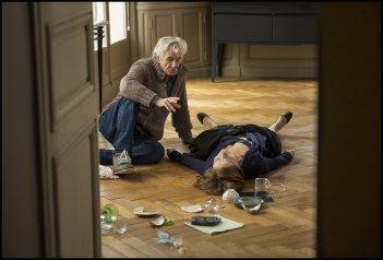 Elle: Paul Verhoeven e Isabelle Huppert sul set