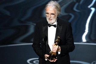 Michael Haneke premiato con l'Oscar per Amour