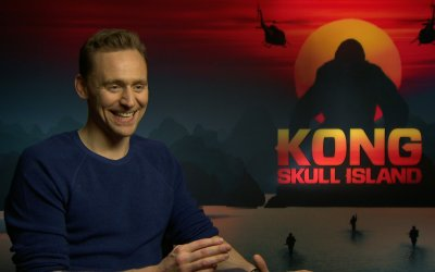 "Tom Hiddleston: ""Per Kong: Skull Island mi sono trasformato in un samurai"""
