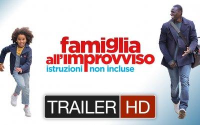 Famiglia All'Improvviso - Istruzioni Non Incluse - Trailer Italiano