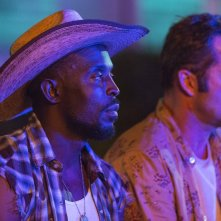 Hap and Leonard: Michael Kenneth Williams e James Purefoy in una foto della seconda stagione