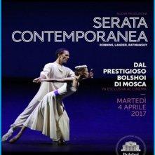 Locandina di Il Balletto del Bolshoi: Serata contemporanea