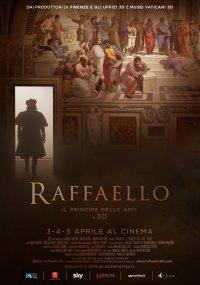 Raffaello – Il Principe delle Arti in 3D in streaming & download
