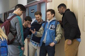 Tredici: una foto di alcuni dei protagonisti della serie