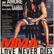 Locandina di MMA Love Never Dies