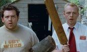 L'alba dei morti dementi: Nick Frost svela come è stato ideato il film