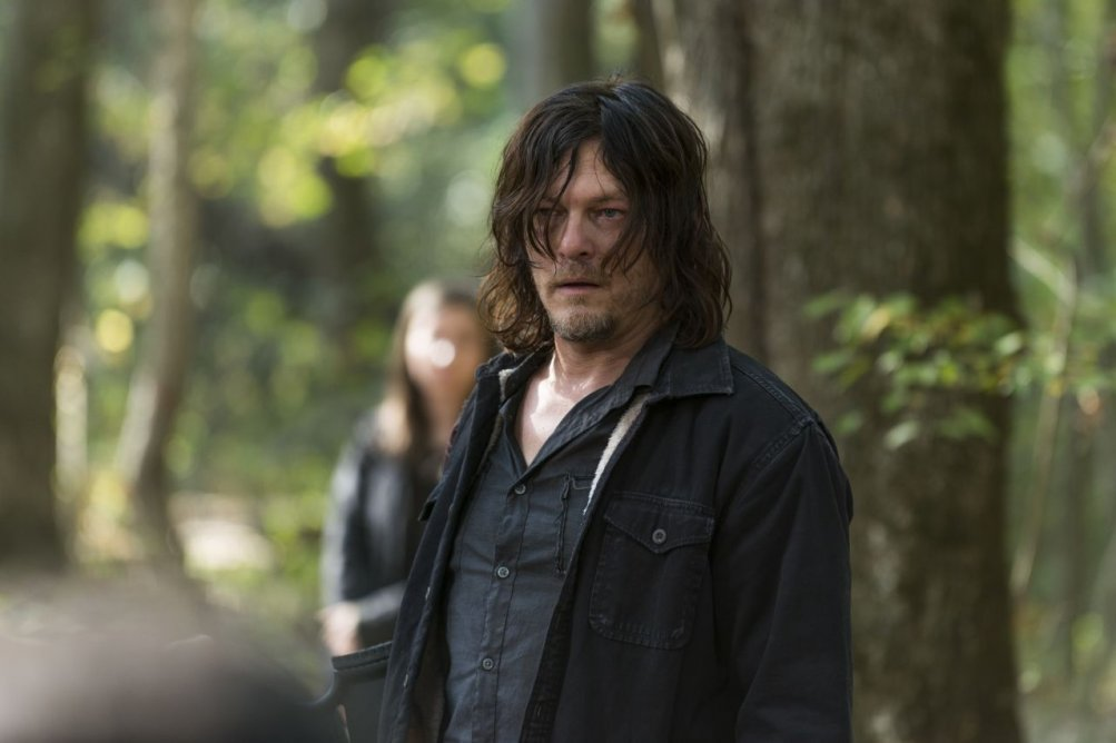 The Walking Dead: l'attore Norman Reedus in Something They Need