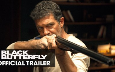 Black Butterfly - Trailer