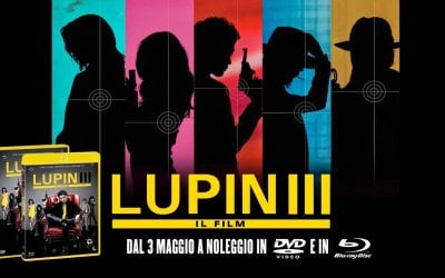 Lupin III Il Film - trailer Italiano