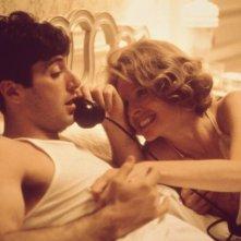 Il Padrino: Al Pacino in una scena del film