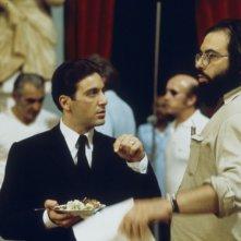 Il Padrino: Francis Ford Coppola sul set del film