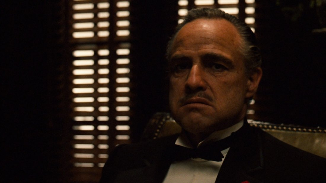 The Godfather Played By Marlon Brando